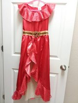 Halloween Costume - Princess Elena - Size 7/8 - Excellent Condition in Travis AFB, California