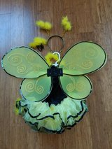 Halloween Costume - Bumblebee - Lillian Vernon Brand - Excellent Condition - Size 4-6 in Travis AFB, California