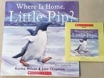 Book & Audio CD Where Is Home, Little Pip? in Okinawa, Japan