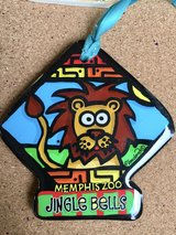 Memphis Zoo Jingle Bells Christmas Ornament in Glendale Heights, Illinois