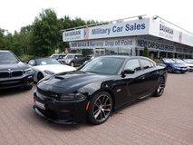 2016 Dodge Charger Sedan R/T Scat Pack V8 in Spangdahlem, Germany