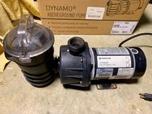 Pentair Dynamo High Performance Above Ground Water Pump, for pools, ponds or other uses in Okinawa, Japan