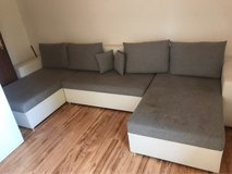 Couch Storage bed in Ramstein, Germany