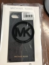 BNWT MK Phone Case IPhone 7/8 Leather in Fort Leonard Wood, Missouri