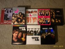The L Word Seasons 1-4 & QAF Seasons 1-3 in Ramstein, Germany