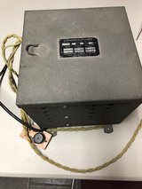 Vintage Connetapower Intercom Box with Diagrams 2030w  118 Volt. in Fort Riley, Kansas