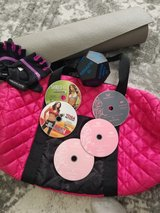 Women's exercise bundle in Cherry Point, North Carolina