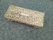silver plated jewelry box in Cherry Point, North Carolina