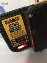 DeWalt Charger and Battery in Fort Leonard Wood, Missouri