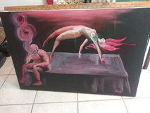 Large Oil Painting in Fairfield, California