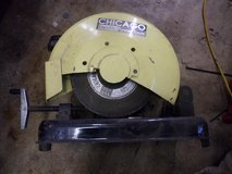 "Chicago electric power tools 14"" cut-off saw in Bartlett, Illinois"