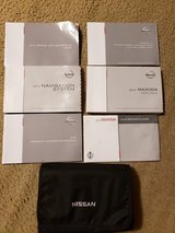 2015 Nissan Maxima Complete Owners Manual in Leesville, Louisiana