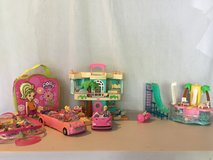 Polly Pockets in Naperville, Illinois