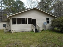 Comfortable Country Living 3 Bed 1 Bath in Leesville, Louisiana