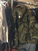 BDU apex jacket new condition in Travis AFB, California