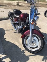 2007 Honda Shadow 1100cc in Camp Lejeune, North Carolina