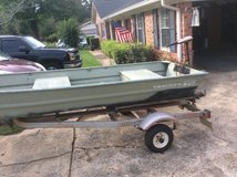 1999 Tracker Marine Topper 12 - 12' Jon Boat in Macon, Georgia