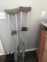 Crutches in Aurora, Illinois