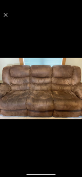 Free reclining sofa in Naperville, Illinois