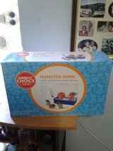 Hamster home in Travis AFB, California