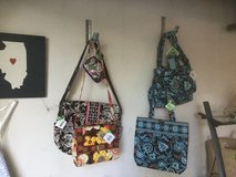 Multiple Vera Bradley Bags, NWT in Naperville, Illinois