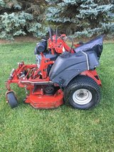 "Commercial Ferris stander  zeroturn 1032 hours Kawasaki motor 48"" deck nice clean ready to work in Naperville, Illinois"