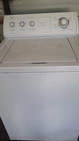 Whirlpool Super Capacity washer for sale in Leesville, Louisiana