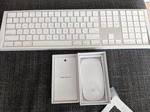 Apple Wireless Magic Keyboard w/Numeric Pad and Magic Mouse 2 Combo in Stuttgart, GE