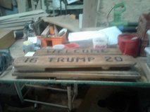 Trump sign in Spring, Texas