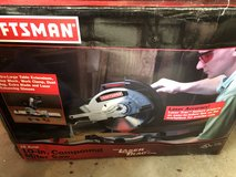 "Miter saw 10"" compound with laser trac in Joliet, Illinois"