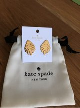 Leaves Kate Spade Earrings in Ramstein, Germany
