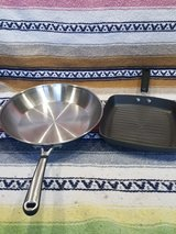 2 great frying pans in Joliet, Illinois