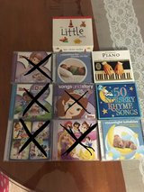 Kids cds ,  lullaby CDs and more in Travis AFB, California