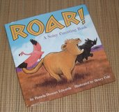 Vintage 2000 Roar A Noisy Counting Book Hard Cover Age 3 - 7 in Joliet, Illinois