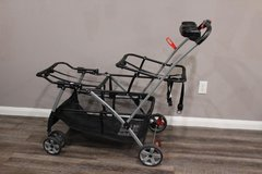 Snap and Go Double Double Stroller - Universal by Baby Trend in Kingwood, Texas