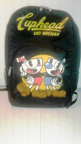 cuphead backpack in Batavia, Illinois