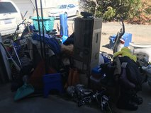 Garage sale tomorrow! Furniture, toys, everything! in Vista, California