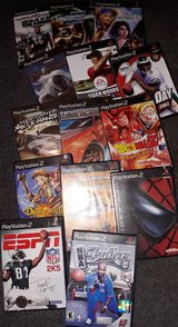 14 PlayStation 2 Games in bookoo, US