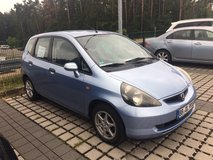 2002 HONDA JAZZ, MUST SELL, RETURING TO THE U.S. in Stuttgart, GE