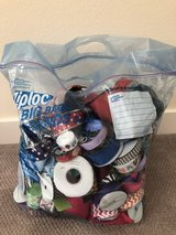 Huge Bag of Decorative Craft Grosgrain Ribbon 15 Pounds! in The Woodlands, Texas
