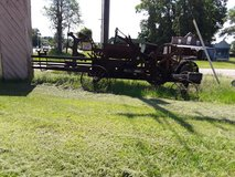 antique haybaler in Cleveland, Texas