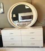 6 Drawer Dresser with Mirror in New Lenox, Illinois