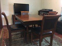 Table and tv stand in Fort Leonard Wood, Missouri