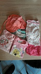 Sommer set one year size 80 Girl in Ramstein, Germany