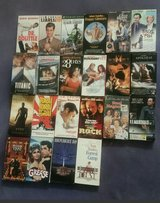 Excellent Collection Classic VHS Lot 22 Popular Movies in Fort Leonard Wood, Missouri
