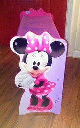 Minnie mouse storage for shoes  etc in Warner Robins, Georgia