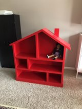 Red Custom Made Toy Storage in Kingwood, Texas
