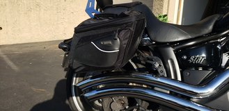 Motorcycle Saddle Bags in Camp Pendleton, California