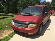 2000 Chrysler Town & country lxi Mini van NO TITLE in Fort Knox, Kentucky