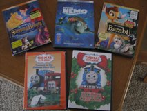 Kids DVD's in Joliet, Illinois